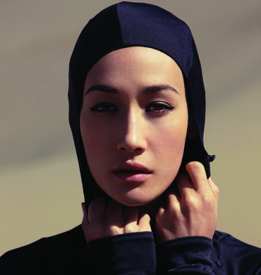 Maggie Q on the Road