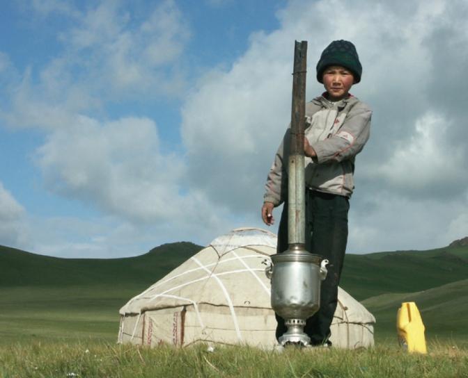 An American in Kyrgyzstan