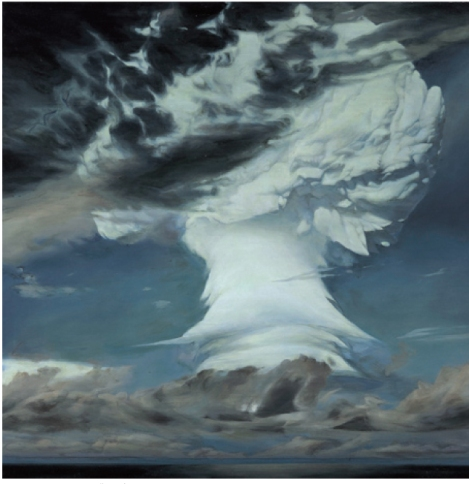Satoshi Furui, Mushroom Cloud #1006 / Upshot Knothole Grable