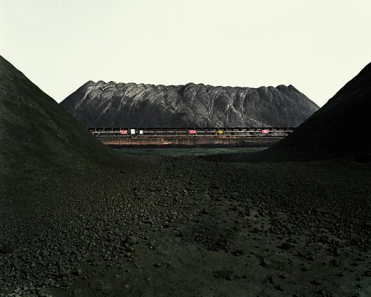 Bao Steel, Shanghai, 2005