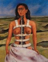 Frida Kahlo, The Broken Column, 1944,