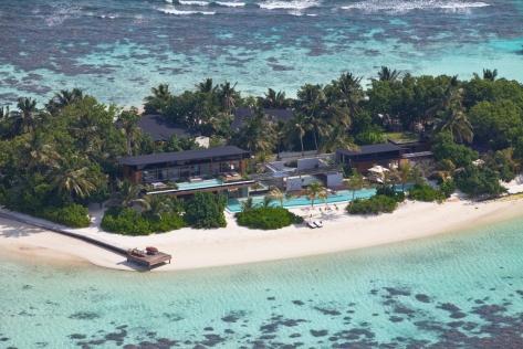 Coco Collection_Coco Prive Kuda Hithi Island_Exterior