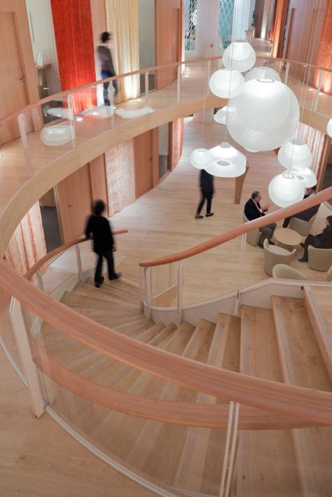 Hermes Baselworld Pavilion_ Lounge