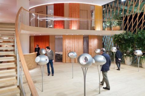 Hermes Baselworld Pavilion_Atrium