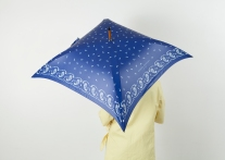 Humberto Leon and Carol Lim, Guy de Jean Long Umbrella, Spring/Summer 2010, photograph courtesy of Museum of Chinese in America
