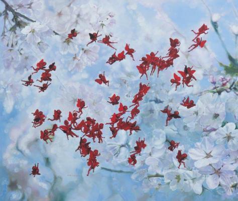 The Peach Blossom Land No. 17 (2012)