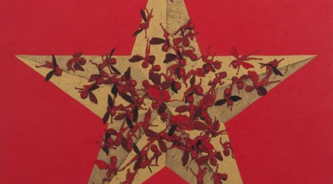 WE Curate: Red Men by Shi Li Feng