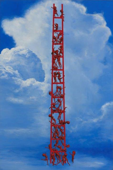 Sky Ladder No. 8 (2008)