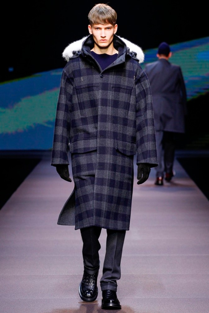 WE SHOW: Ermenegildo Zegna FW14 at Milan Men's Fashion Week