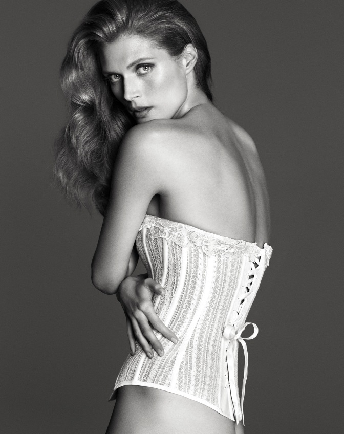 WE Chronicle: La Perla SS14 Campaign by Mert & Marcus