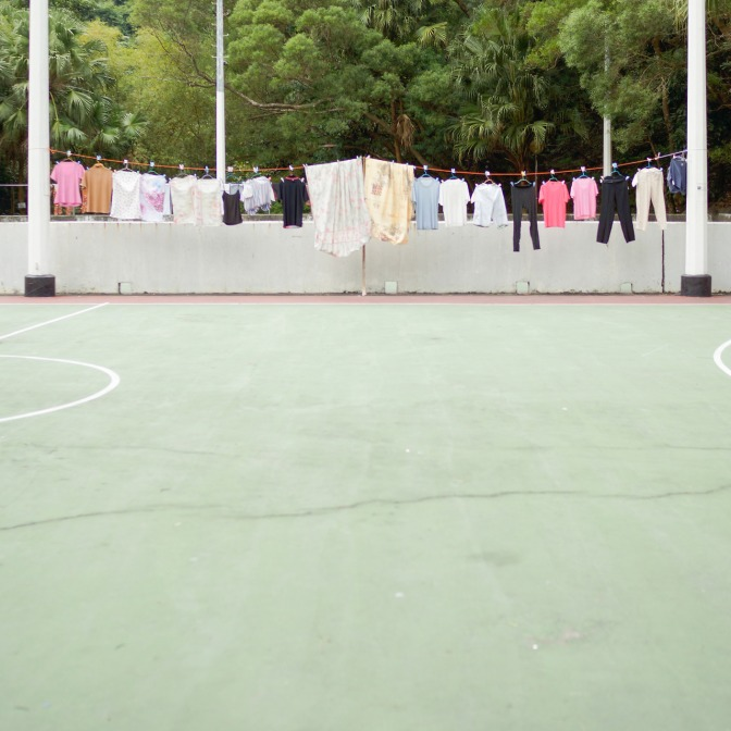 WE Neighbourhood: Within public estates, Hong Kong