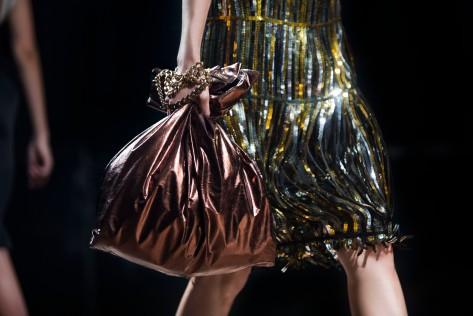 Balmain backstage at Paris Fashion Week Spring Summer 2014 Collections