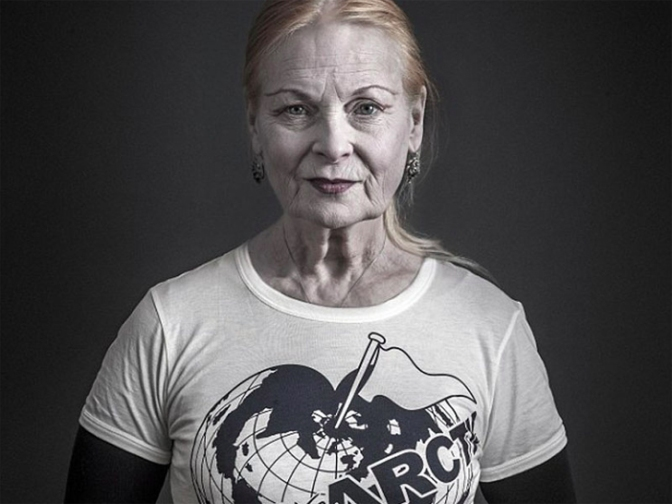 WE Ethical: 'the status quo will kill us' – Vivienne Westwood