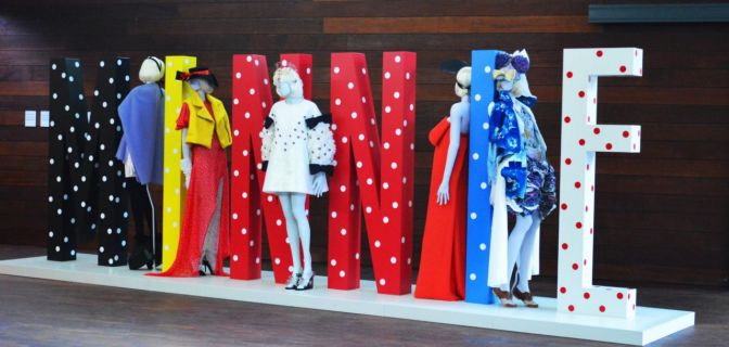 WE Chronicle: Maison Minnie Mouse at the MoMu, Antwerp