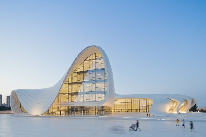 WE Select: Design Museum calls Zaha Hadid Designer of the Year 2014